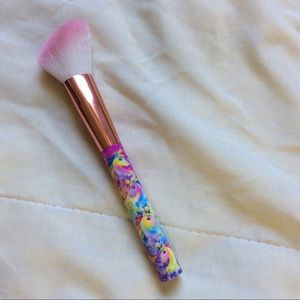 Lisa Frank Glamour Rolls Make Up Brush Unicorns